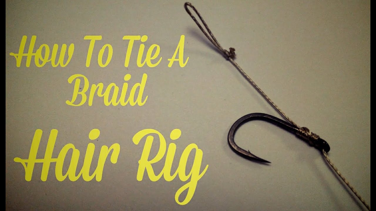 Hair Rigs By HardFighter FishingGuide