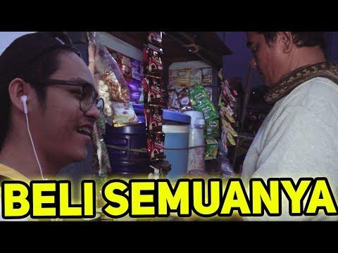 BELI SEMUA BARANG DI PEDAGANG ASONGAN!!