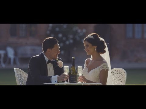 Stunning Leez Priory wedding video shot by Boutique films & Photography