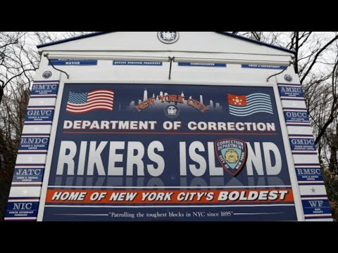 RIKERS ISLAND IS CURRENTLY IN CHAOS