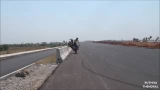 Best stunts with KTM RC 200 and PULSER RS 200