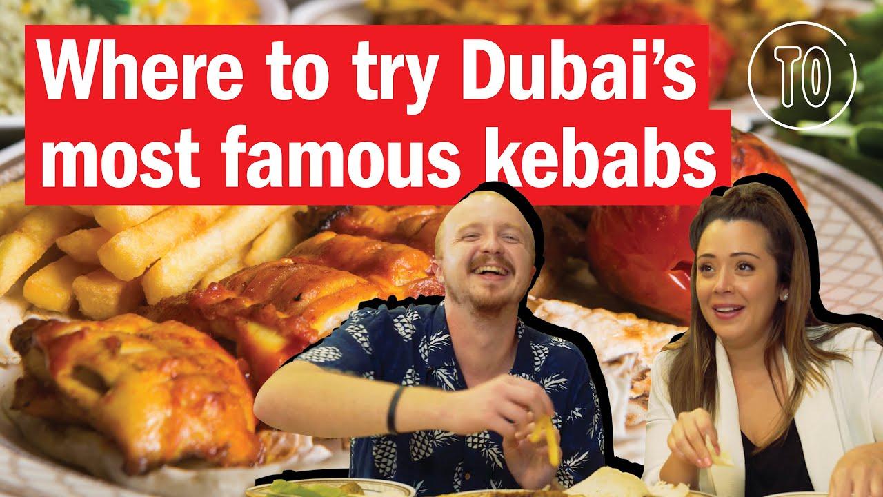 Over 40 YEARS serving Dubai's best kebabs