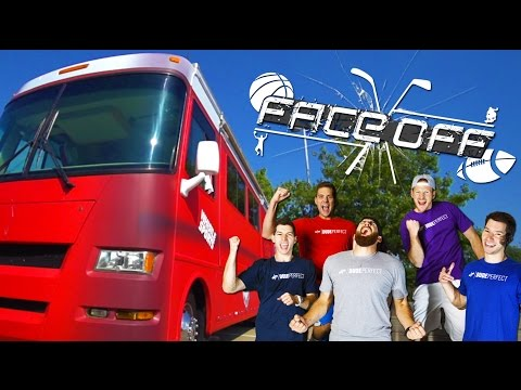 Thumbnail: Dude Perfect: Field Goal Kicking Challenge