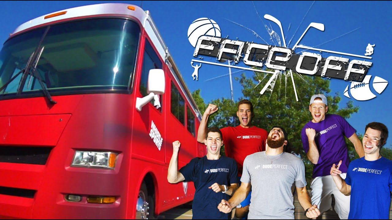 Download Dude Perfect: Field Goal Kicking Challenge