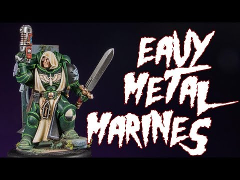 'Eavy Metal Marines: Dark Angels