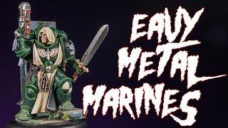 'Eavy Metal Marines: Dark Angels