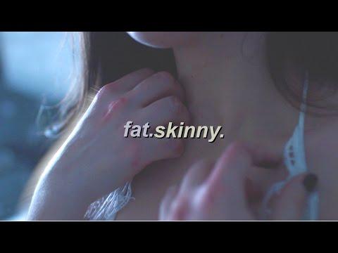fat.skinny. | short film *trigger warning*