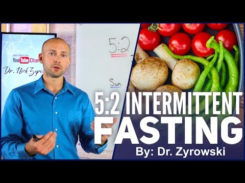 5:2 Intermittent Fasting | An Easy Way To Fast