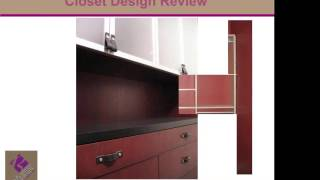 Walk In Closet Design Review Mahogany