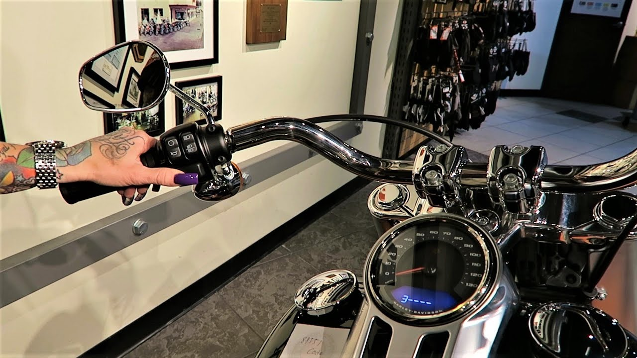 How To Disable Harley Davidson Factory Security And Use Transport 2000 Wide Glide Wiring Diagram Mode