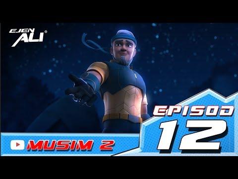 Ejen Ali Episod 12 - Misi: Diez