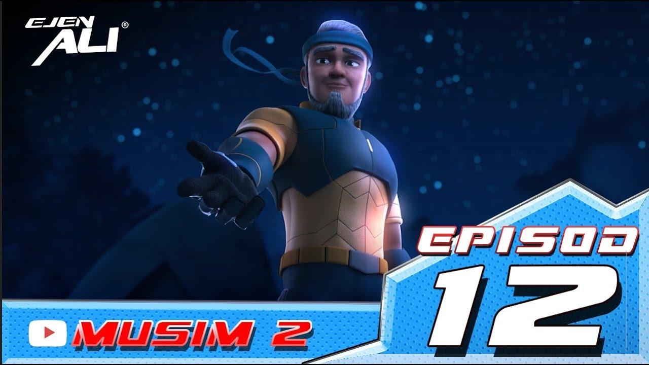 Download Ejen Ali Episod 12 - Misi: Diez