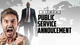 PSA:THE HITMAN 2016 RANT - IS IT WORTH BUYING? - PandaFootTV