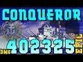 Conqueror 402k damage - finish with style ! || World of Warships