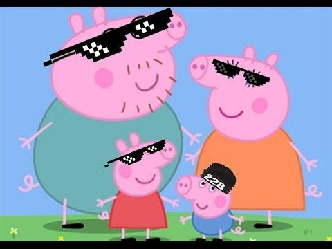 Прикол картинки свинка пеппа