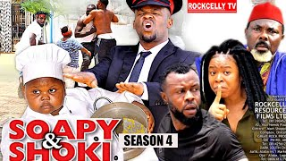 SOAPI AND SHOCKI  (SEASON 4)   NEW MOVIE ALERT !- ZUBBY MICHEAL  Latest 2020 Nollywood Movie || HD