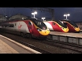 Trains At: Manchester Piccadilly WCML 11/02/17