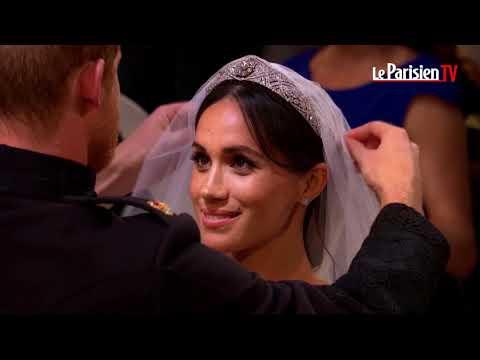 Mariage d'Harry et Meghan, les plus beaux moments résumés en 4 minutes