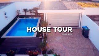 HOUSE TOUR (A MINHA CASA)