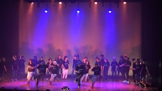 2-6 Rhythm Contact (Suthoom class) @HOUSE PARTY 2015 (night)