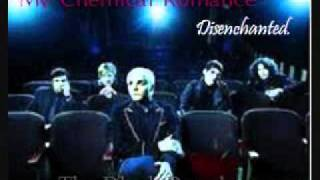Disenchanted-My Chemical Romance [LYRICS IN DESCRIPTION]