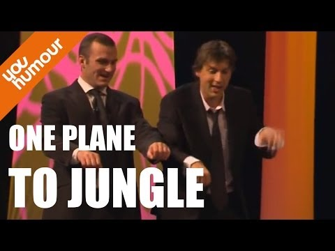 Olivier Sir JOHN and VILSEK, One plane to the jungle