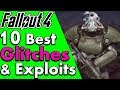 Top 10 Best Glitches and Exploits for Fallout 4 That Still Work in 2019 (No DLC Needed) #PumaCounts