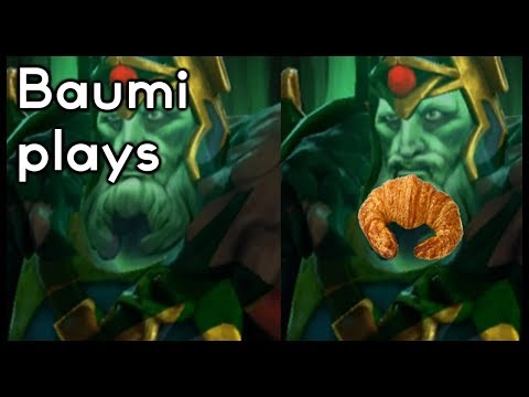 Dota 2 | YEAH WK AGAIN LMAO BUT THIS IS A REAL GOOD GAME!! | Baumi plays Wraith King