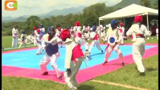 Your Story: Beatrice Kirui, a mother of seven, gained a black belt in taekwondo