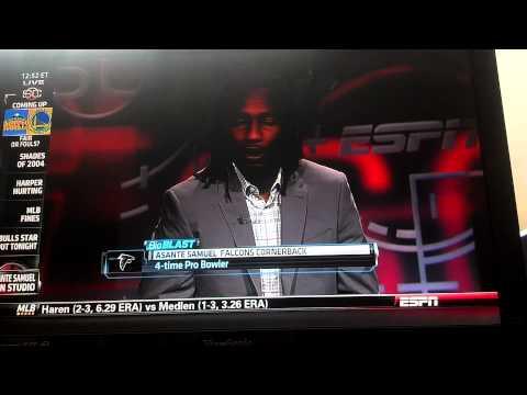 Asante Samuel on Gays in the NFL