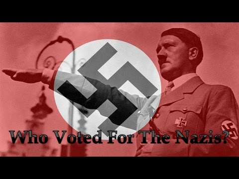 Who Voted For The Nazis?