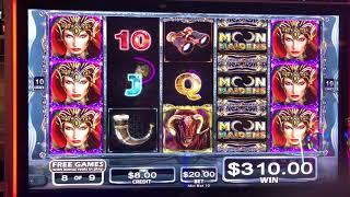 Choctaw Casino Videos Polar High Roller Moon Maidens Diamond Fever Lock Zone