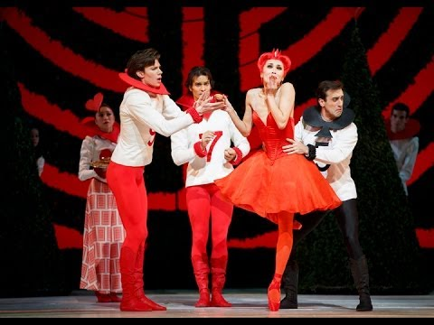 Image result for alice in wonderland ballet queen of hearts