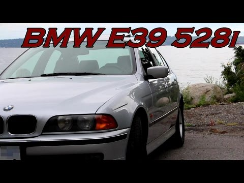 1998 E39 BMW 528i 5 speed Manual-The most sufficient car.