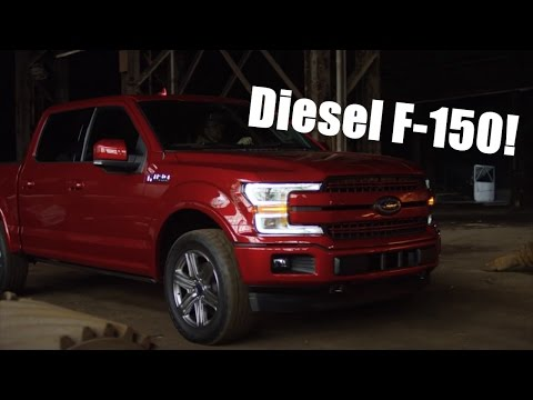 2018 Ford F150 Diesel! Everything you need to know!