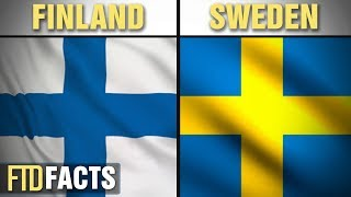 The Differences Between FINLAND and SWEDEN
