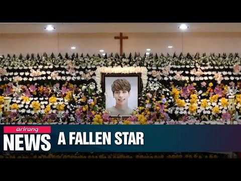 K-Pop superstar Jonghyun of SHINee dies; investigators look into possible depression