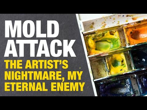 Mold Attack! Artist's Nightmare, My Eternal Enemy