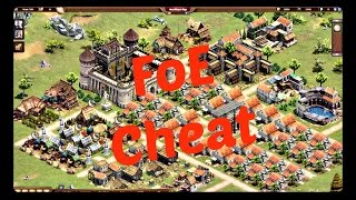 FORGE OF EMPIRES │ Auto Farm Cheat [Working]