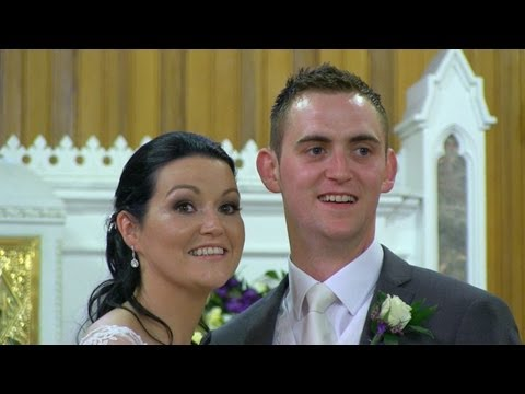 The wedding of Niamh Hogan and Patrick O