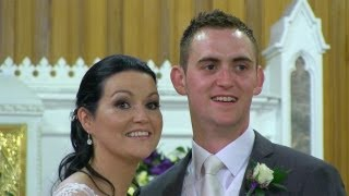 The wedding of Niamh Hogan and Patrick O