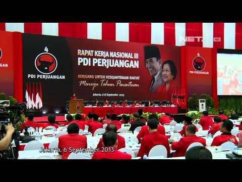 NET17 - Megawati Menjatuhkan Pilihan Pada Jokowi Untuk Jadi Capres PDIP