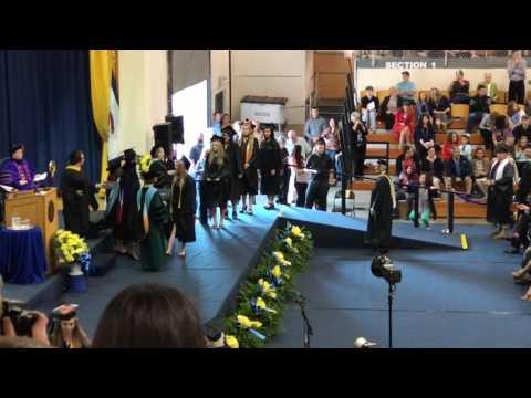 Bluefield State College Graduation 2017