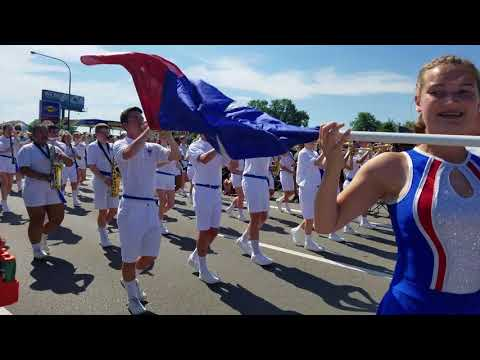 Grove City High School Marching Band - Lincoln Village Parade