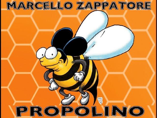 PROPOLINO new CD by MARCELLO ZAPPATORE (2015)