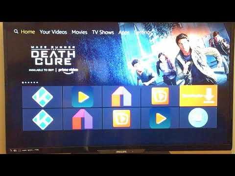 Terrarium, FreeFlix, UKTV Now, MX Player installation