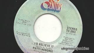 Patti Hendrix  I