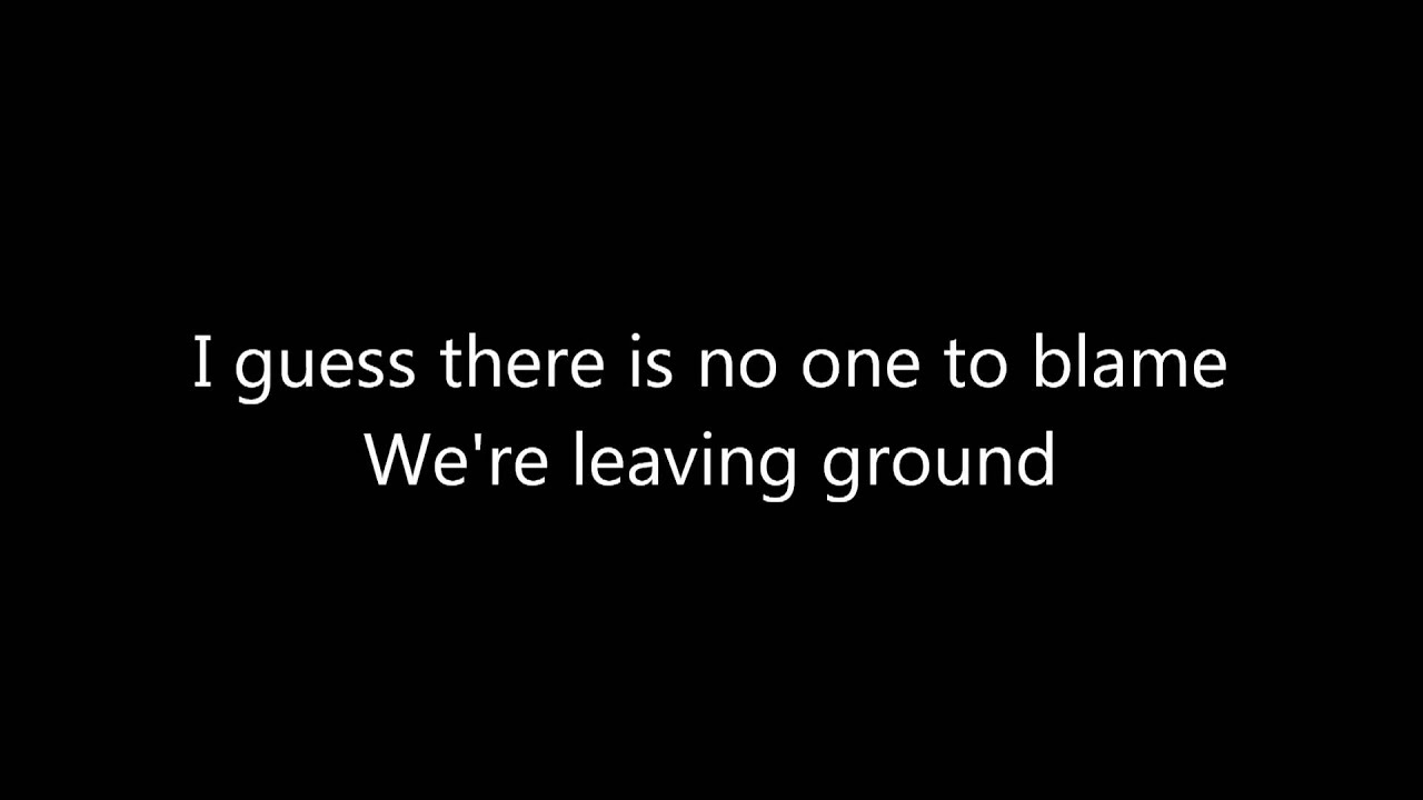 The Final Countdown - Europe (Lyrics) - YouTube