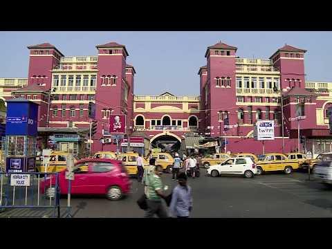 Howrah Railway Station Kolkatta West Bangal