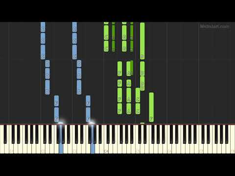 M83 - Do It Try It (Piano Tutorial) [Synthesia]